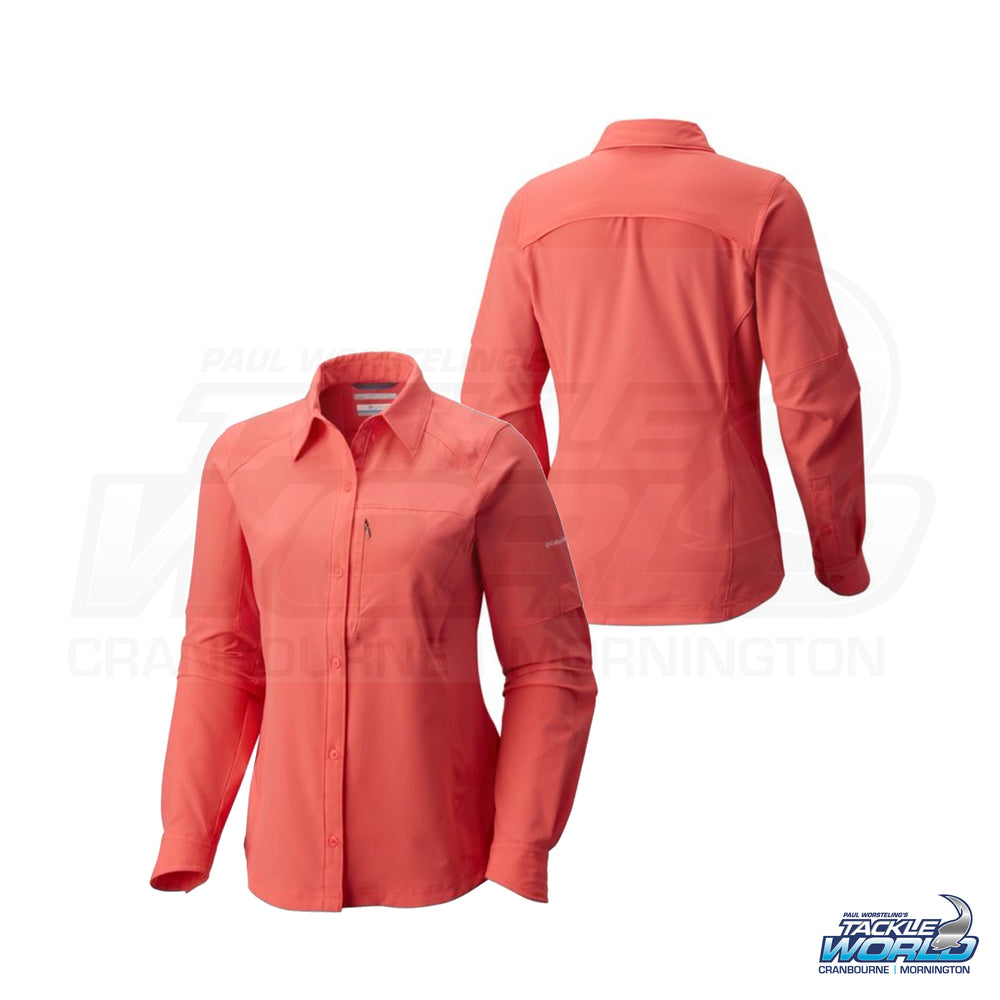 Columbia Silver Ridge LS Shirt - Women's