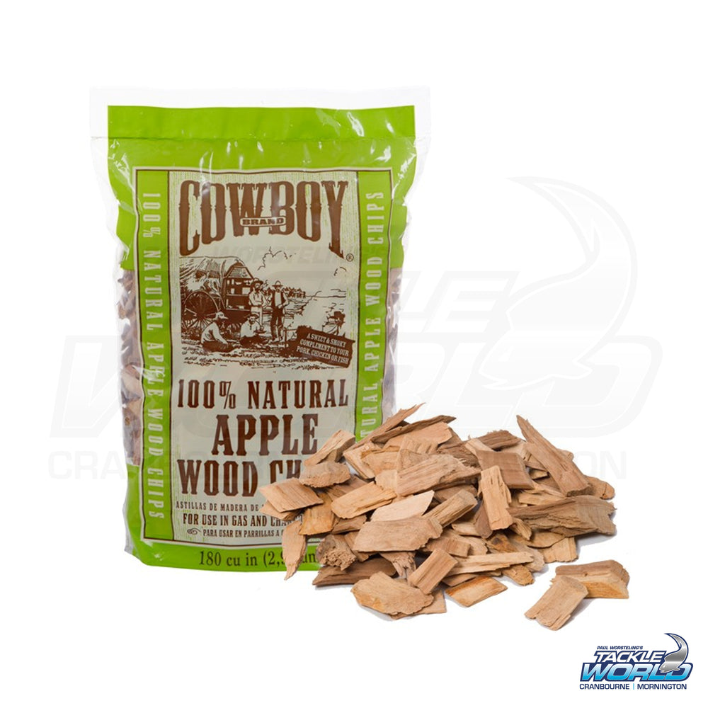 Cowboy Apple Wood Chips