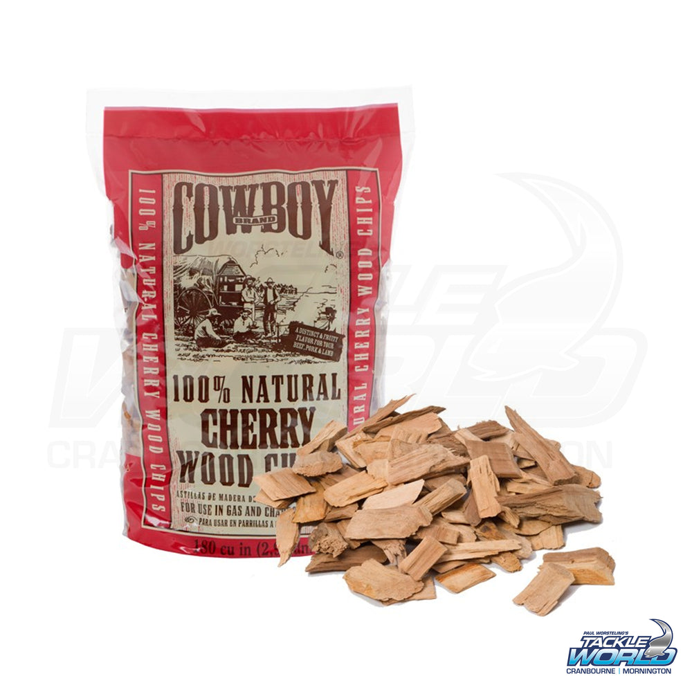 Cowboy Cherry Wood Chips