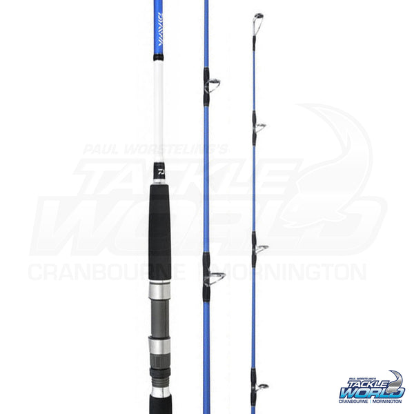 Daiwa Monster Mesh Rods