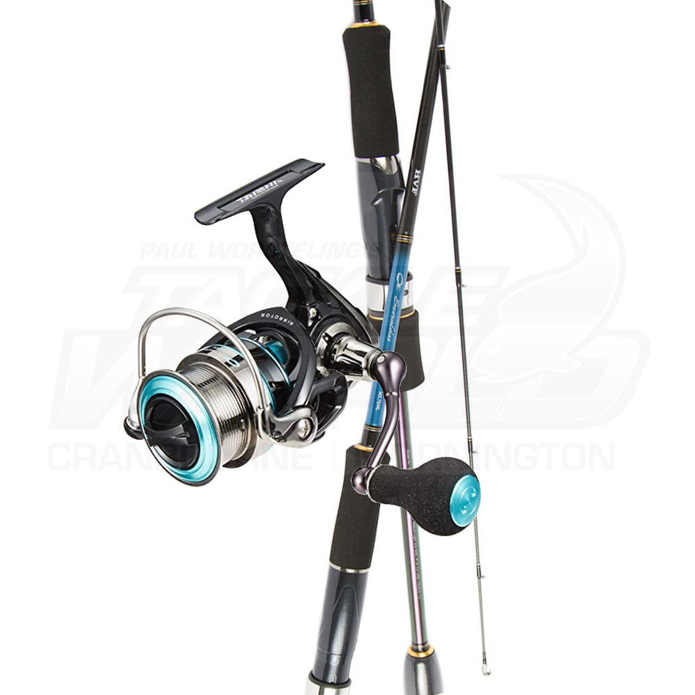 Squid Combo - Daiwa Emeraldas