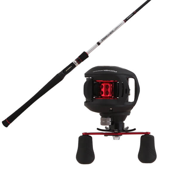 ECOODA Rocker Baitcast Combo - IN STORE COLLECT ONLY