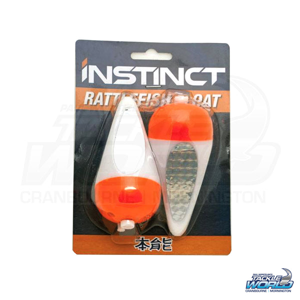 Instinct Glitter Floats Cone