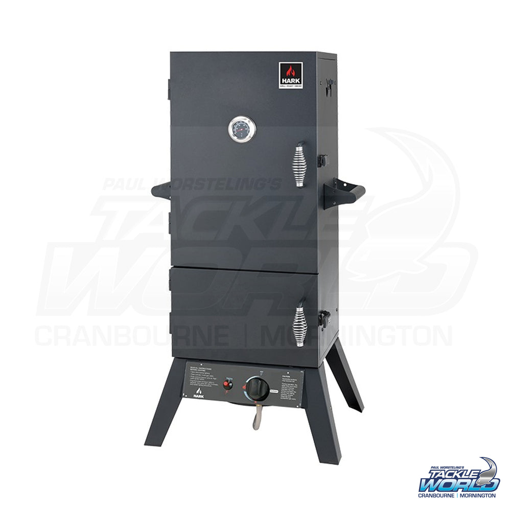Hark 2 Door Gas Smoker