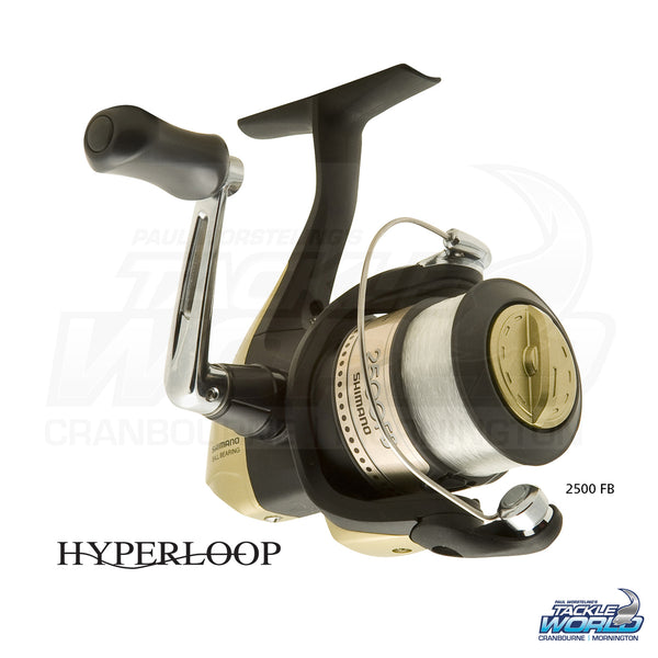 Shimano Hyperloop 4000 FB Spin Reel