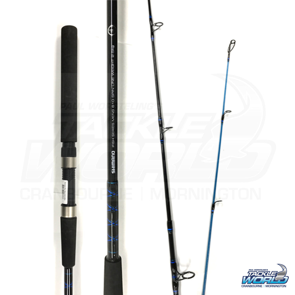 Shimano IFISH Spin Rod