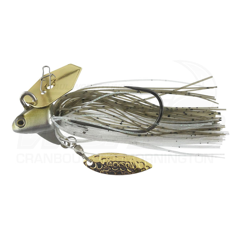 Jackson Iga Jig Chatter Skirted Lures