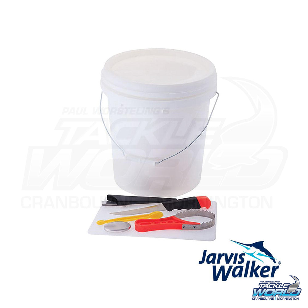 Jarvis Walker Bucket With Accessories