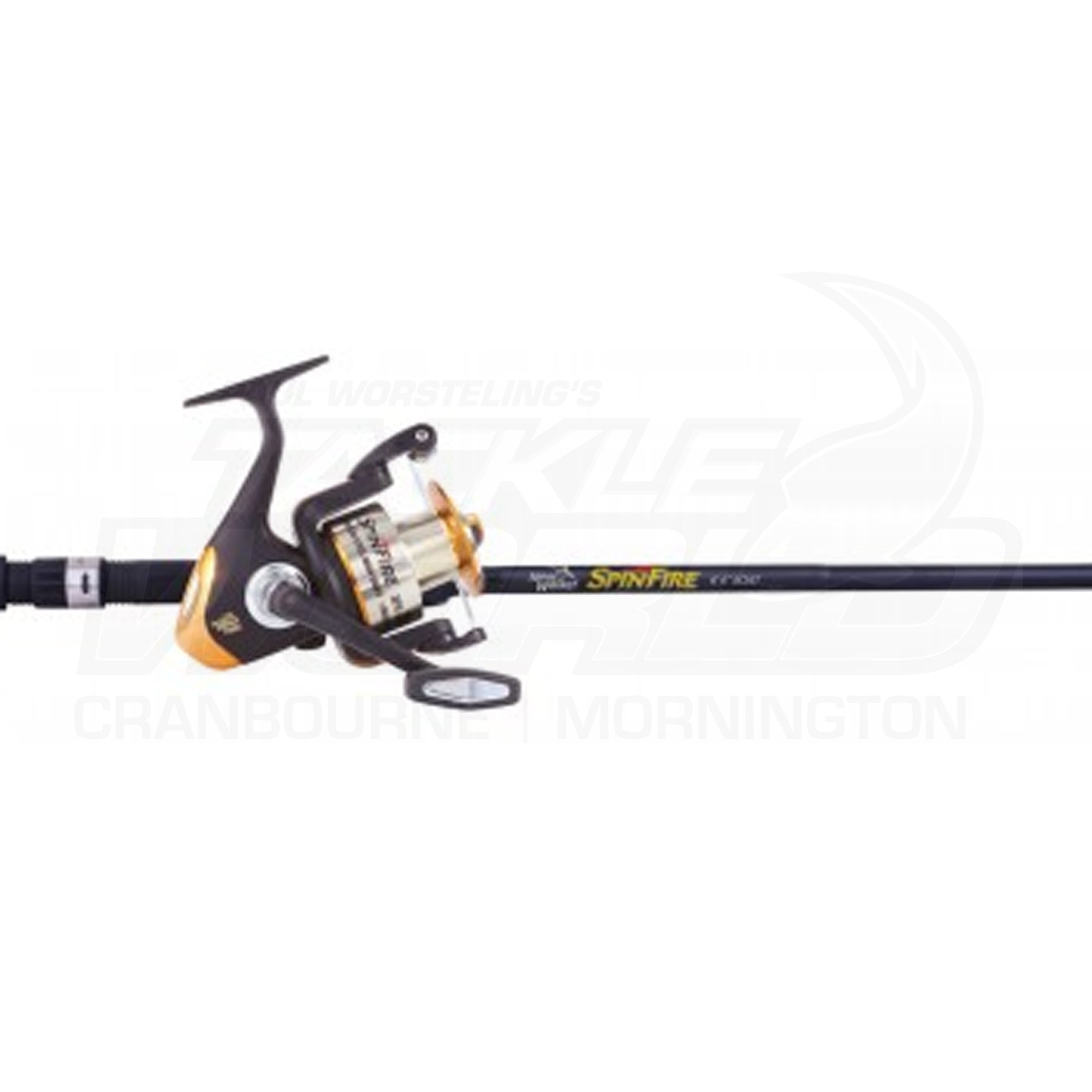 Jarvis Walker Spinfire Rod and Reel Spin Combos BRAND NEW