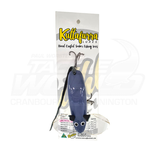 Kuttafurra Joe The Rat 110mm Top Water Cod Lure