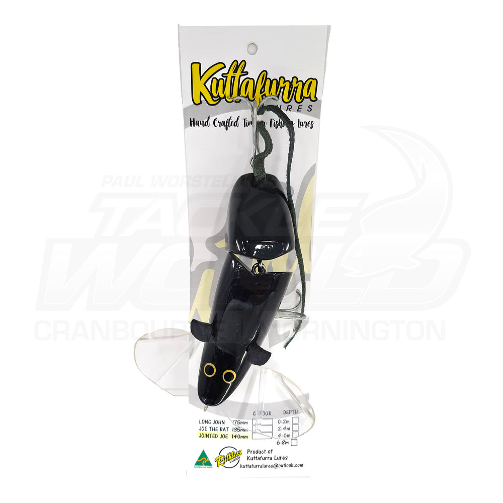 Kuttafurra Joe The Rat Jointed Top Water Cod Lure