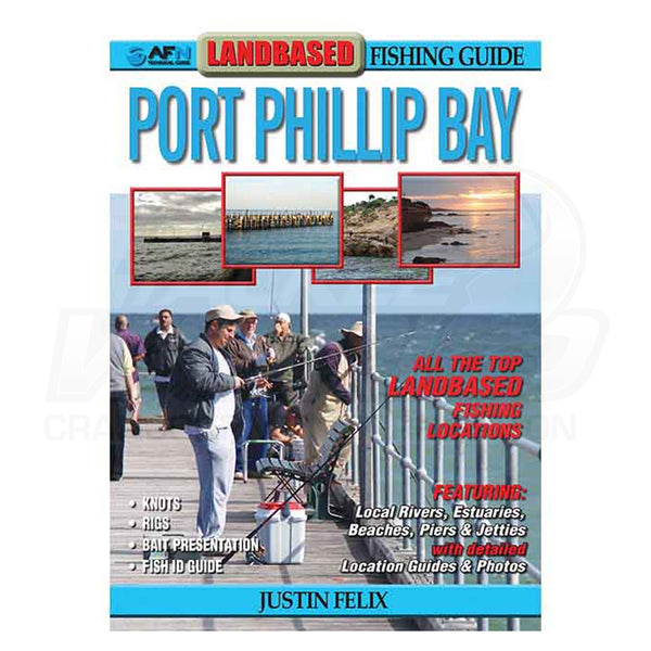 Port Phillip Bay Land Based Fishing Guide