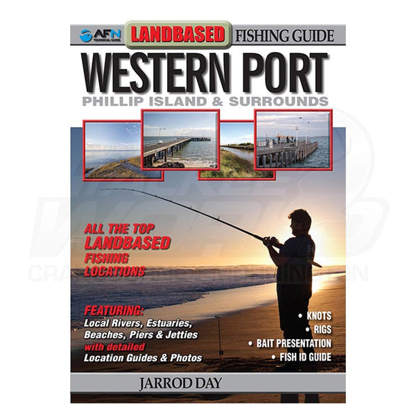 Western Port Land Based Fishing Guide