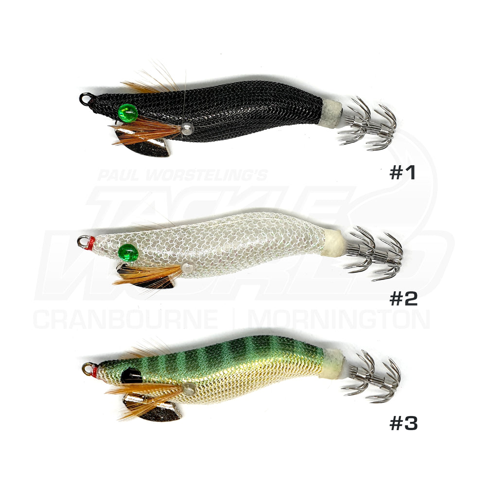 Lil' Squirts Squid Jigs 1.8