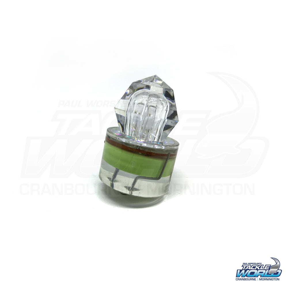 Optia Diamond Head LED Strobe Light