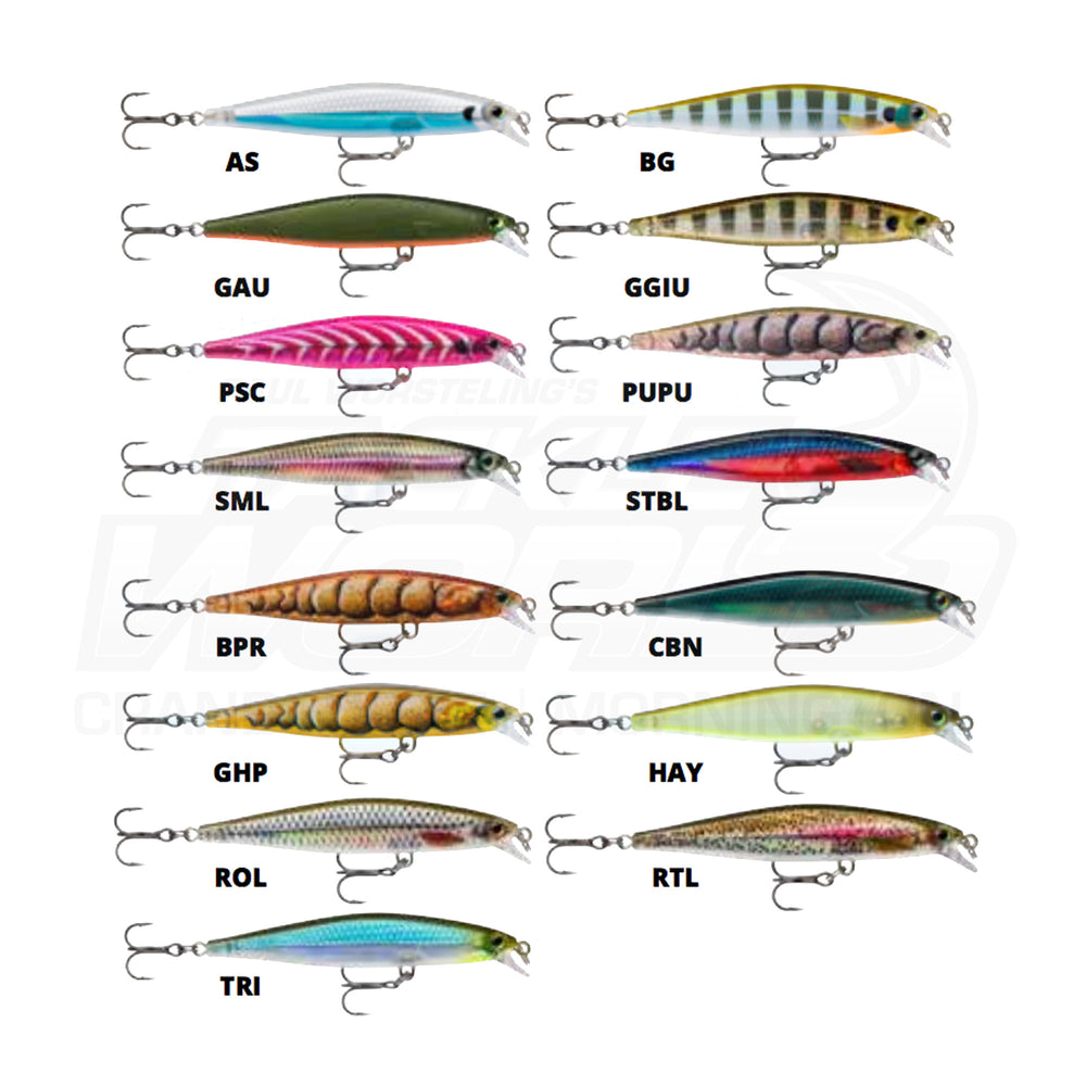 Rapala Shadow Rap Jerkbait