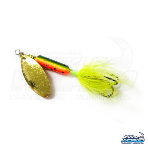 Wordens Rooster Tail Spinners