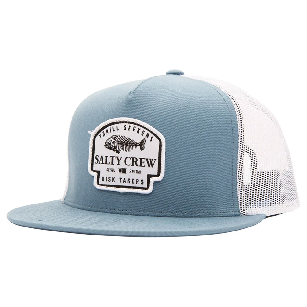 Salty Crew Boneyard Trucker Indigo/White