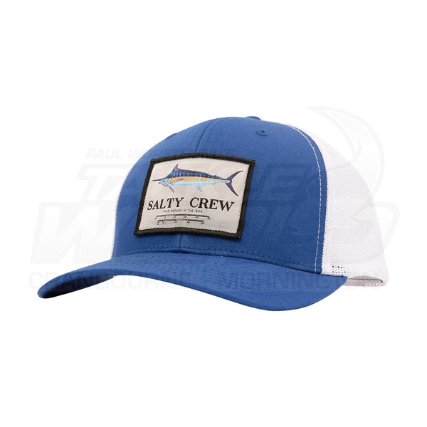 Salty Crew Marlin Mount Retro Trucker