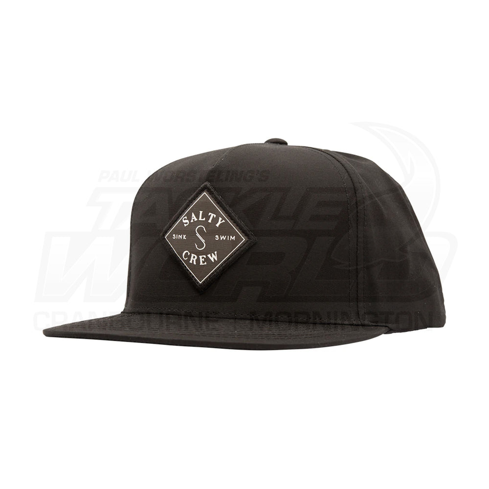 Salty Crew Tippet Tech 5 Panel Hat