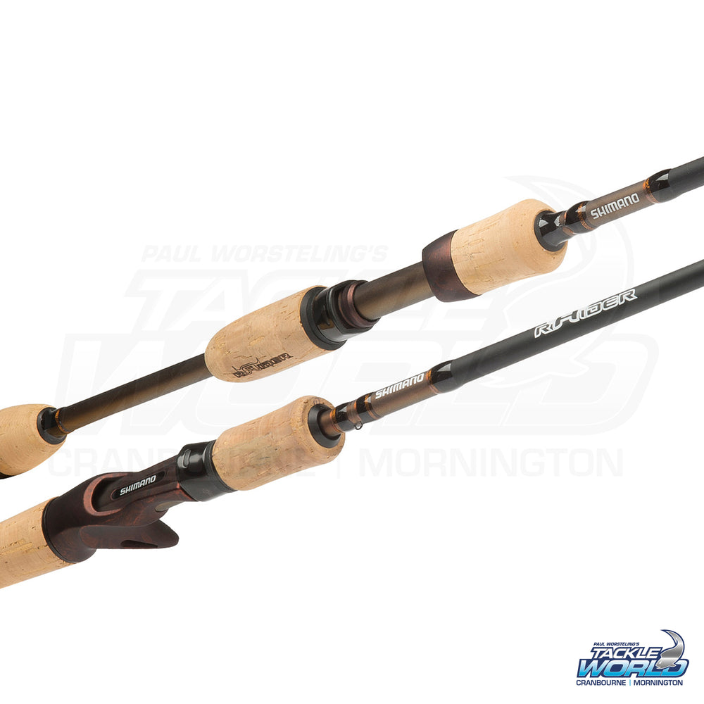Shimano Raider Travel Rods