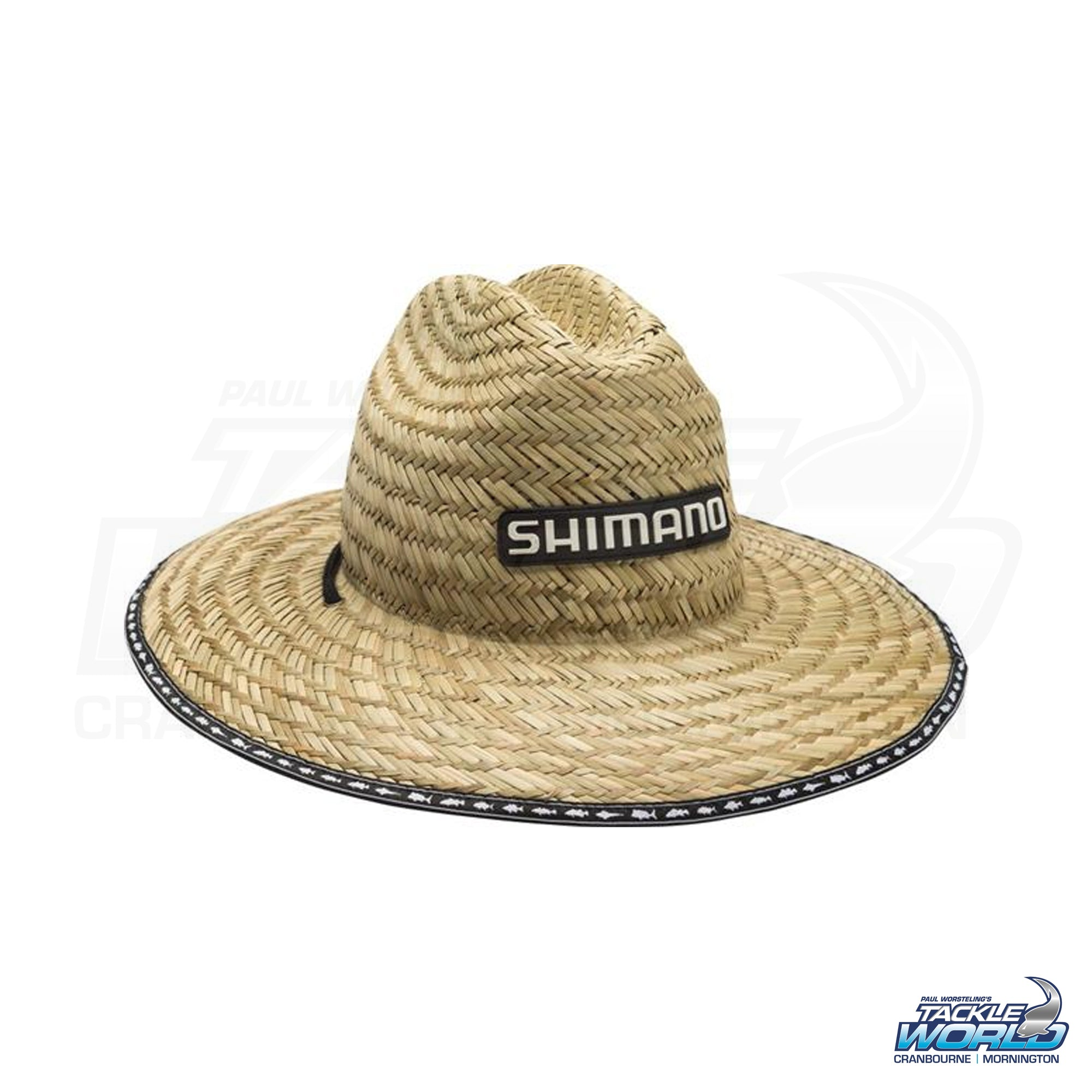6d83cdc051a Shimano Straw Hat