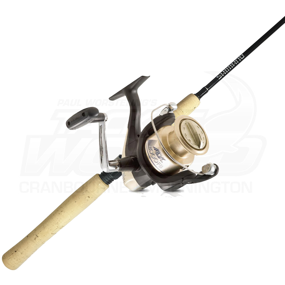Shimano 2500 Spin Combo - IN STORE PICKUP ONLY