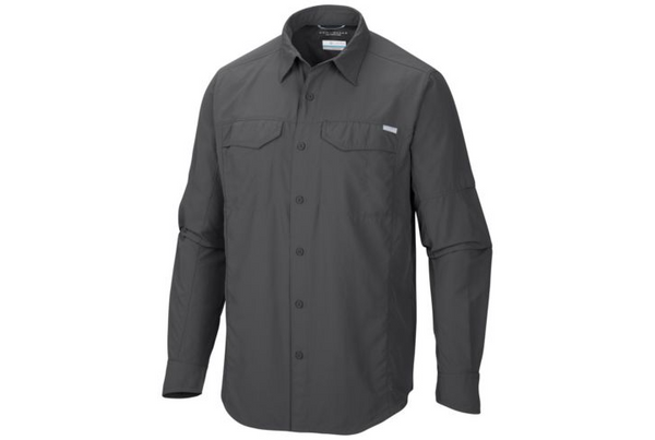 Columbia Silver Ridge LS Shirt - Men's