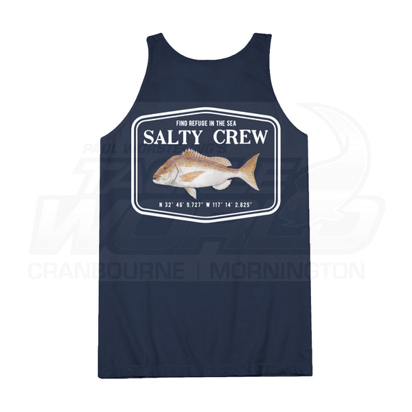 Salty Crew Snapper Mount Tank