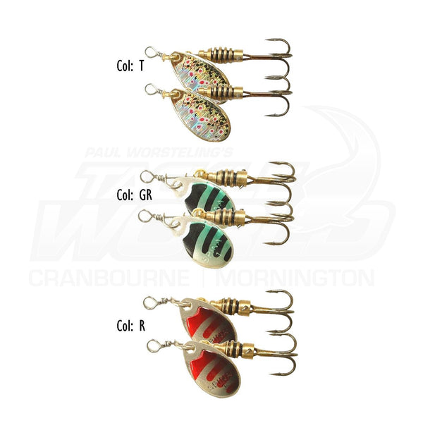 Gillies Spina (2 Pack)