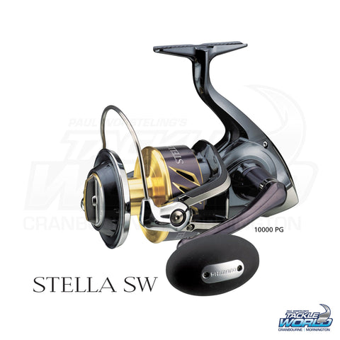 Shimano Stella SW Spin Reel