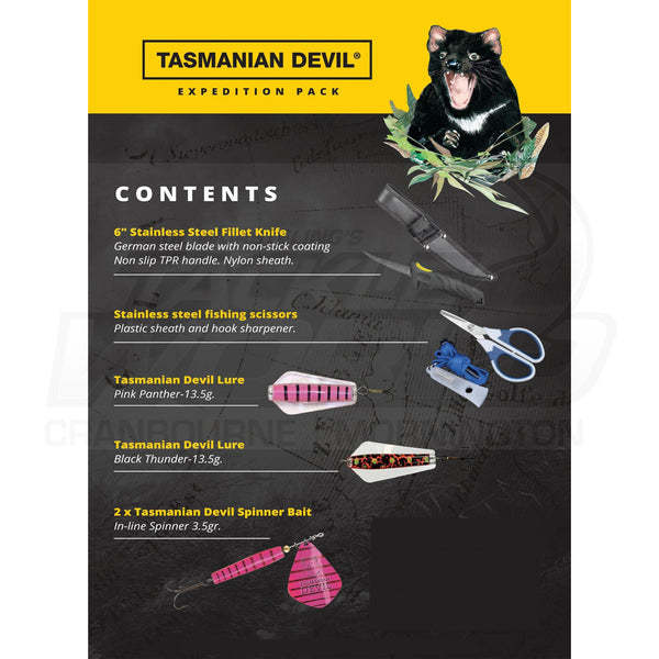 Tasmanian Devil Expedition Pack
