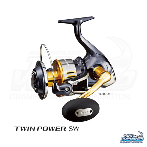 Shimano Twin Power SW Spin Reel