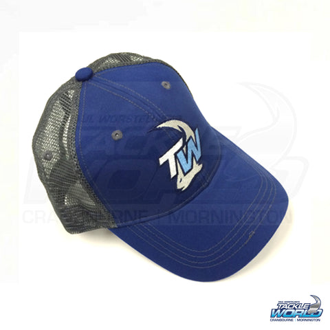 Tackle World Trucker Cap