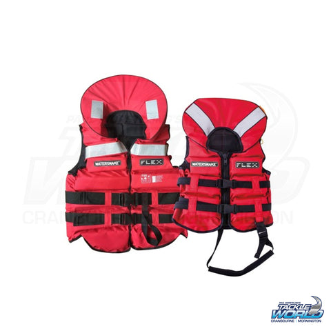 WATERSNAKE FLEX LEVEL 150 LIFE JACKETS