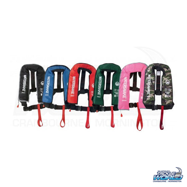 WATERSNAKE INFLATABLE PFD LEVEL 150
