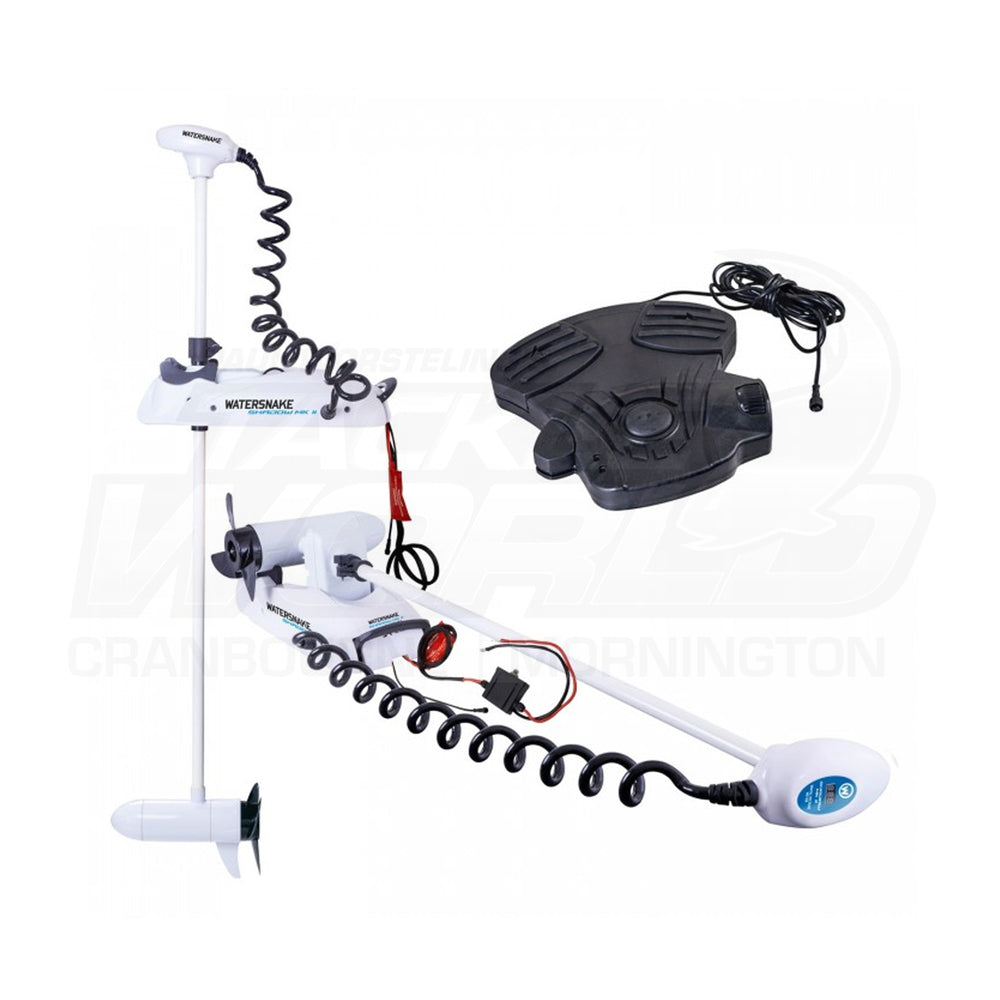 Watersnake Shadow MkII Bow Mount Motor