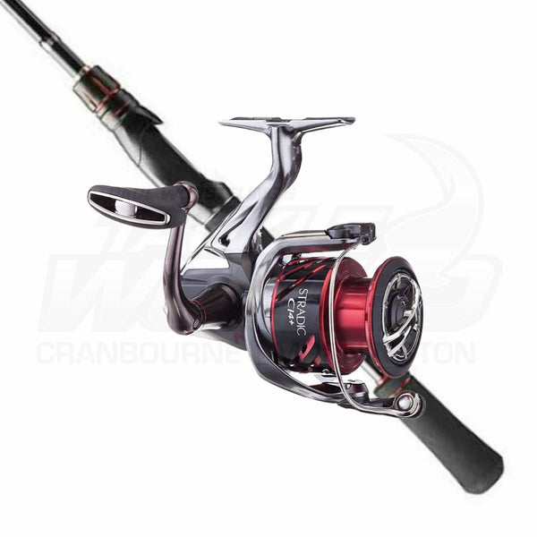 Shimano Zodias Snapper Combo - IN STORE COLLECT ONLY