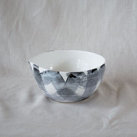 George Sand Studio - Pancake Bowl | Gingham