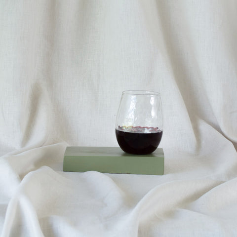 Monmouth Glass Studio - Stemless Wine Glass