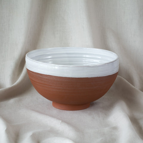 Taus Ceramics - Terracotta Bowl | Large