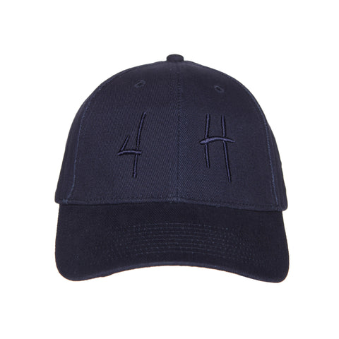 4H' HIT UP HAT (NAVY)