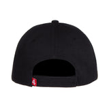 4HUNNID LOGO HAT (BLACK)