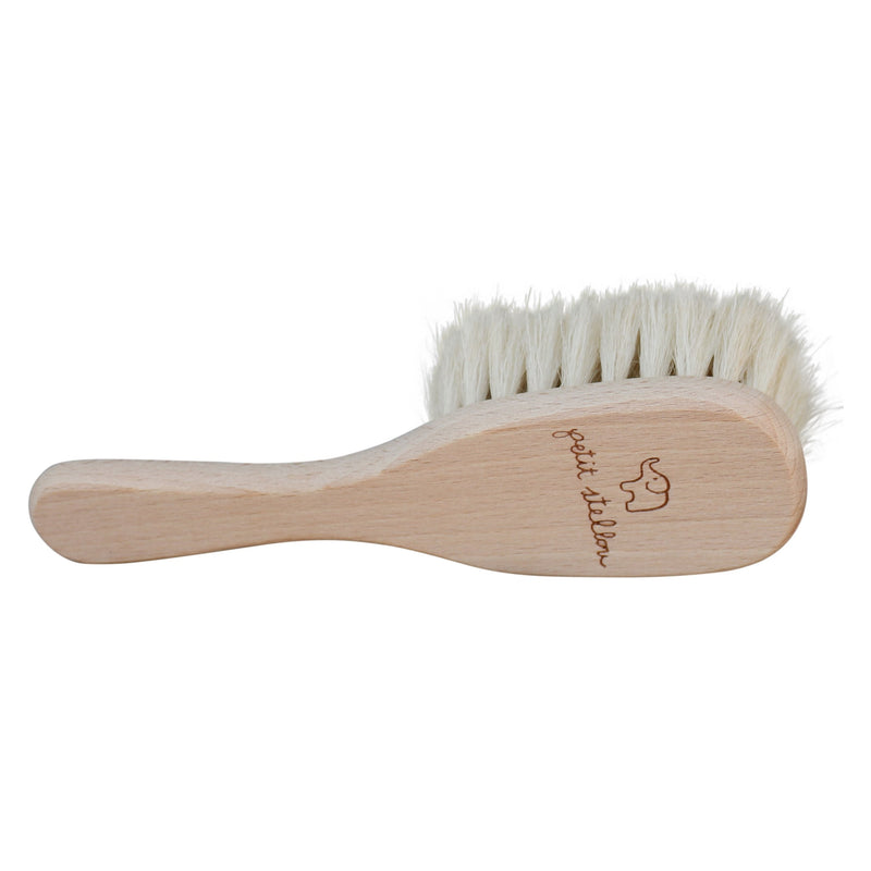 petit stellou baby brush