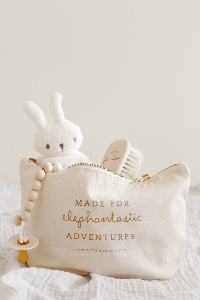 ORGANIC COTTON POUCH