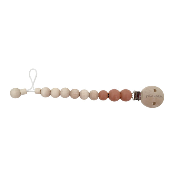 PACIFIER HOLDER *Coral*