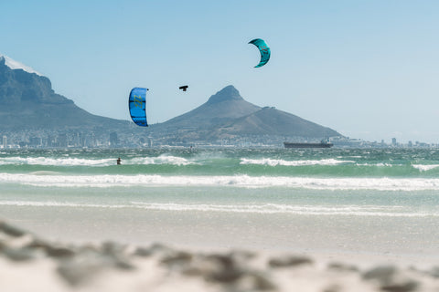 KITING IN CAPE TOWN