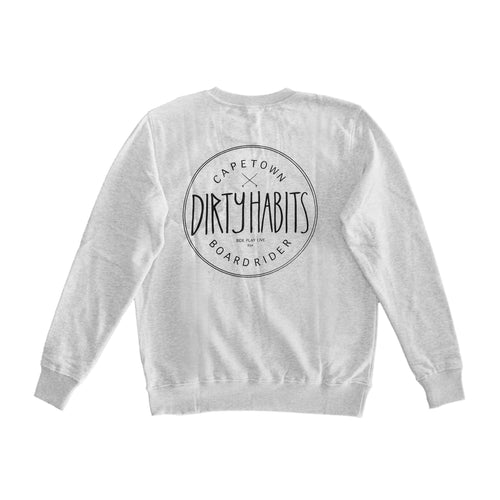 Classic Boardriders Crew Neck Sweater