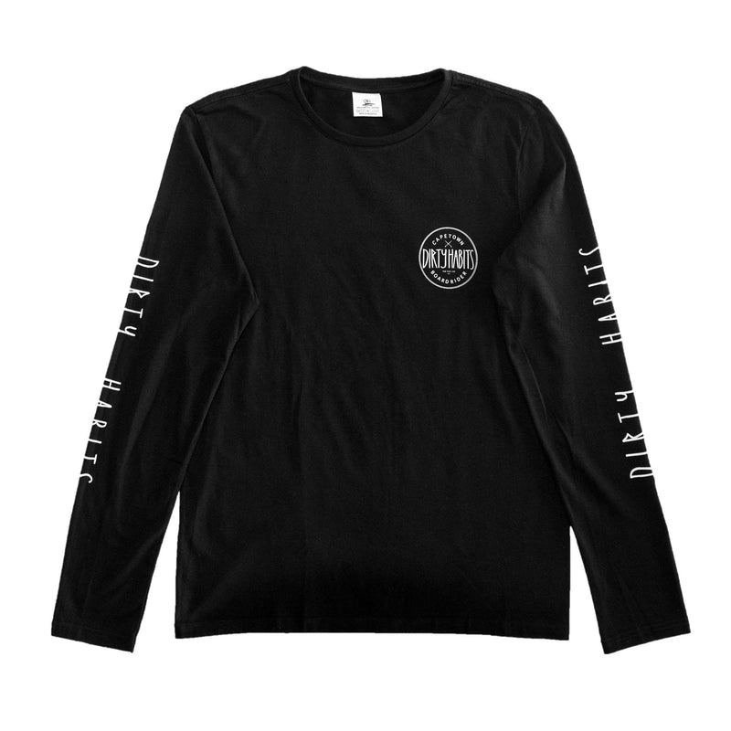 Classic Long Sleeve T-shirt - Black