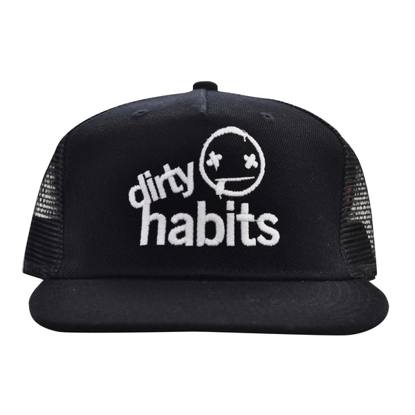 Dirty Habits Classic Team Trucker